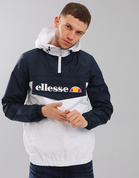 Old School, New Kool: Ellesse Menswear Wishlist by Fashion Du Jour LDN. Ellesse Clothing Mont 2 Cagoule Navy White Dress Jacket