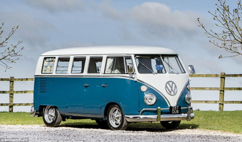 Happy #VanLife Happy Van Wife Top Places To Escape To In The UK - by Fashion Du Jour LDN. VW Camper Van