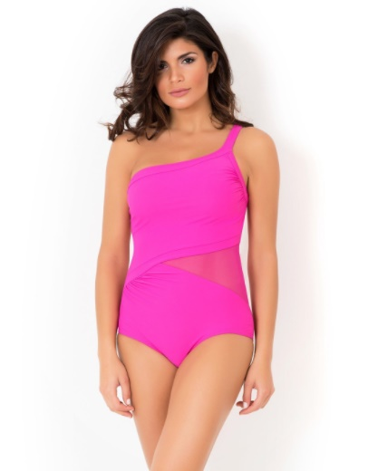 In The Swim: Our Hot Swimwear Picks by Fashion Du Jour LDN. Miradonna Mirachic Althea Swimsuit Clematis