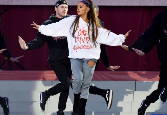 Our Top 5 Celebrity Fashion Icons of 2018…And How to Steal Their Look! by Fashion Du Jour LDN. Ariana Grande