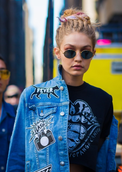 Our Top 5 Celebrity Fashion Icons of 2018…And How to Steal Their Look! by Fashion Du Jour LDN. Gigi Hadid