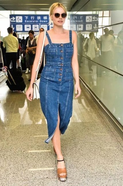 Our Top 5 Celebrity Fashion Icons of 2018…And How to Steal Their Look! by Fashion Du Jour LDN. Margot Robbie