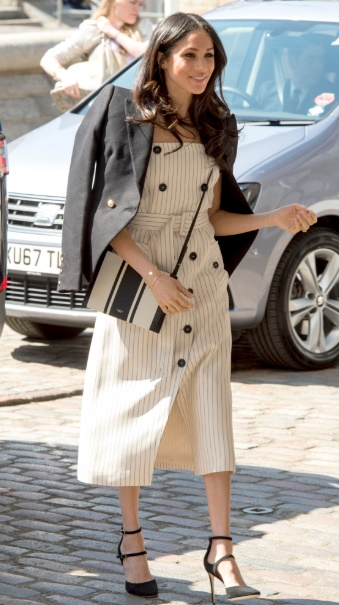 Our Top 5 Celebrity Fashion Icons of 2018…And How to Steal Their Look! by Fashion Du Jour LDN. Meghan Markle