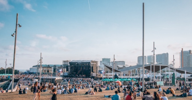 Feeling Festive - Our Top Festival Getaways That Won't Break The Bank - Primavera Sound Barcelona by Fashion Du Jour LDN