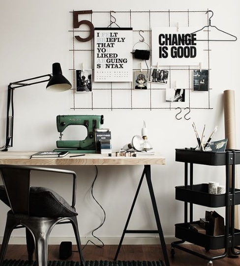 Perfectly Productive - Top Tips To Create Your Ideal Home Office by Fashion Du Jour LDN