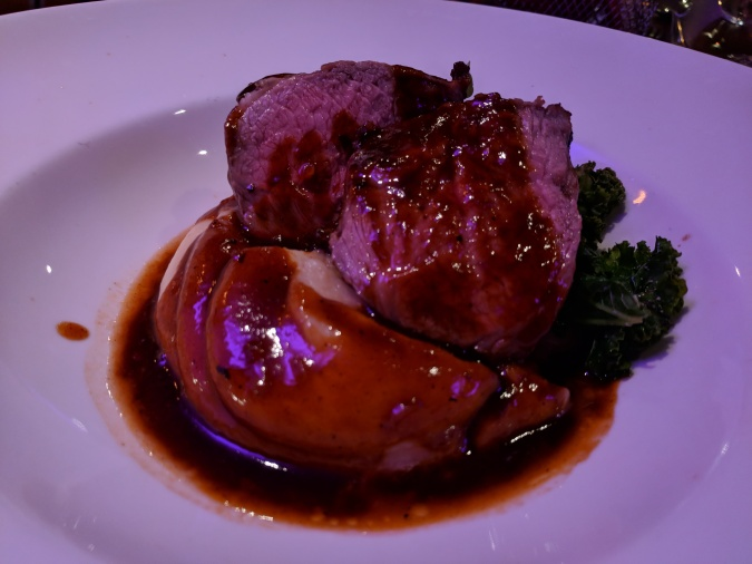 Nice To MEAT You!: The Grill In The Park, Worsley by Fashion Du Jour LDN. Grill in the Park Worsley Restaurant. Rump of Lamb with buttered kale and garlic mash