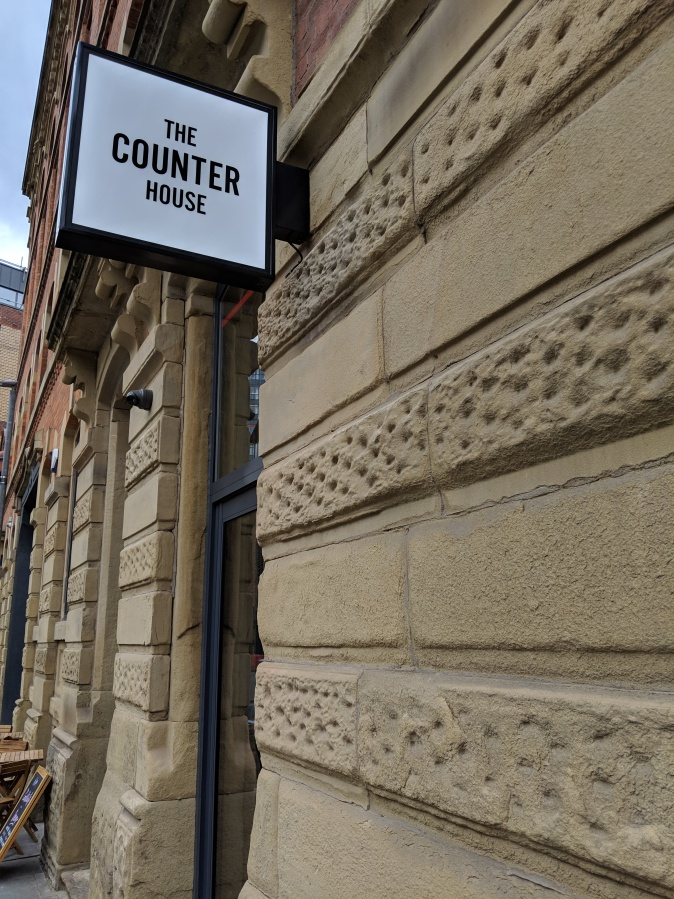 Marvellous Manchester: A Local's Guide To Hidden Gems by Fashion Du Jour LDN. The Counter House, Ancoats, Manchester