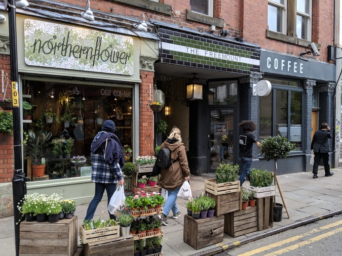 Marvellous Manchester: A Local's Guide To Hidden Gems by Fashion Du Jour LDN. Northern Quarter, Manchester. Shops