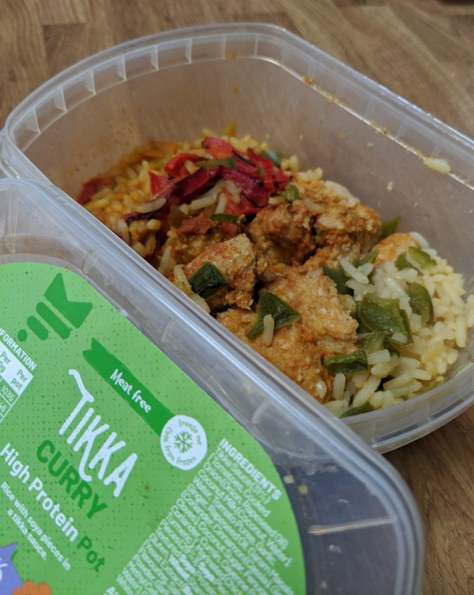 Small Prices Big Gains How Musclefood Can Transform Your Meal Time And You By Fashion Du Jour LDN. Musclefood Prepped Pots Mock Tikka Curry
